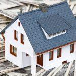 Model-house-on-money